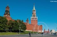 Les murs du Kremlin