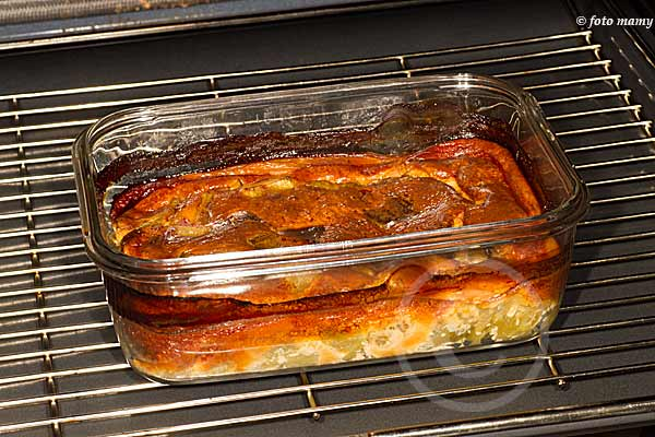 une cuisson bien dorée