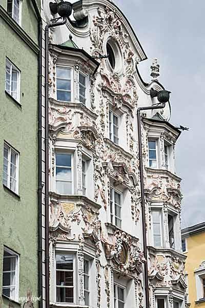 Innsbruck quartier toit d'or18