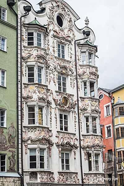 Innsbruck quartier toit d'or19