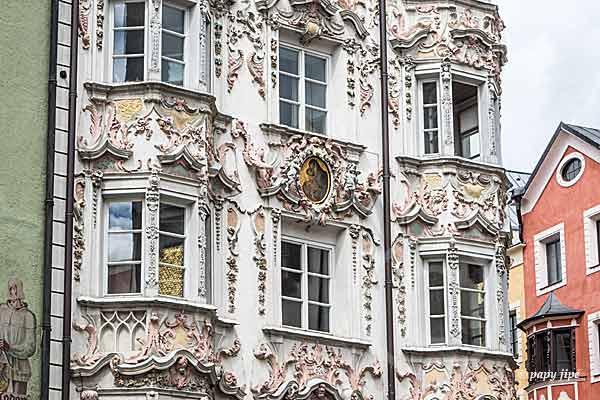 Innsbruck quartier toit d'or20