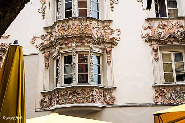 Innsbruck quartier toit d'or22