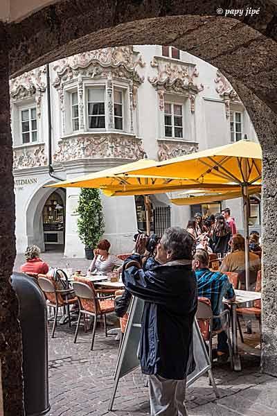 Innsbruck quartier toit d'or24