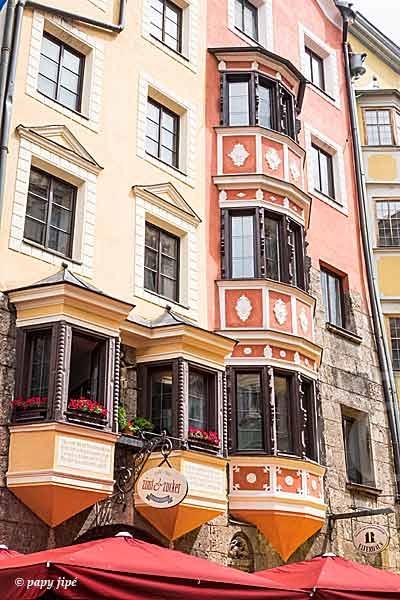 Innsbruck quartier toit d'or28