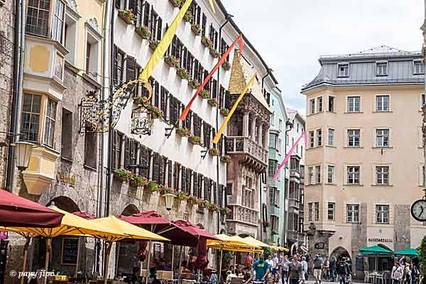 Innsbruck quartier toit d'or32