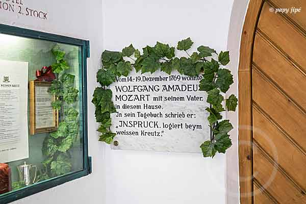 Innsbruck quartier toit d'or5