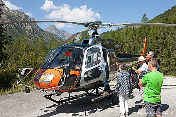 Hélicoptère Ecureuil 3