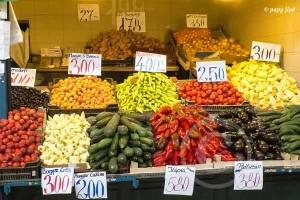 Budapest marché21