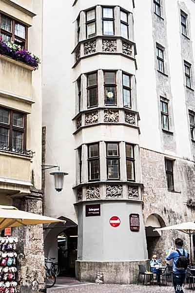 Innsbruck quartier toit d'or10