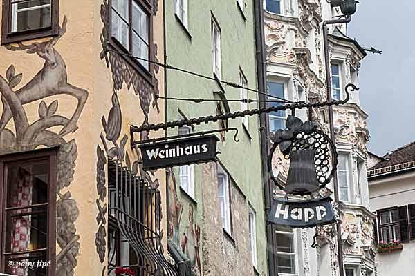 Innsbruck quartier toit d'or17