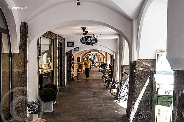 Innsbruck quartier toit d'or2