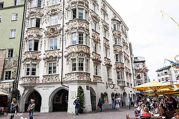 Innsbruck quartier toit d'or21
