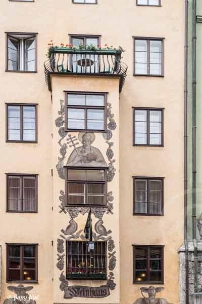 Innsbruck quartier toit d'or27