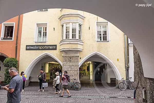 Innsbruck quartier toit d'or3