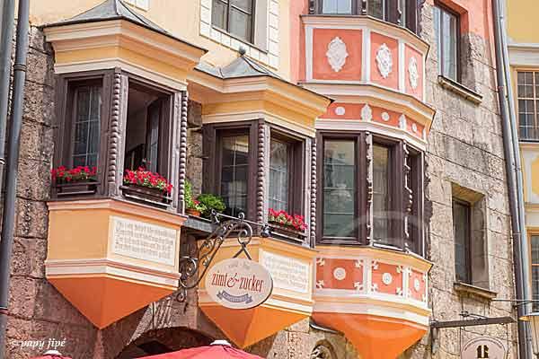 Innsbruck quartier toit d'or31