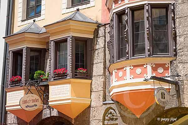 Innsbruck quartier toit d'or33