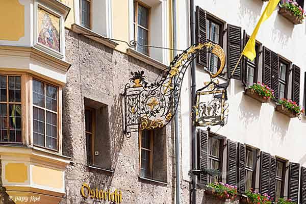 Innsbruck quartier toit d'or34