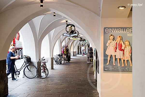 Innsbruck quartier toit d'or6