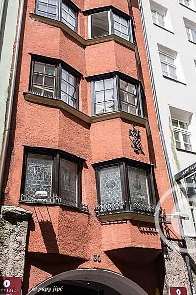 Innsbruck quartier toit d'or9