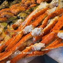 ttes de crabe royal