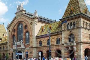 Budapest marché1